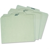 Pendaflex Month Guide Set - 12 Tab(s) - 3 Tab(s)/Set - Gray, Green Divider - Pressboard Tab(s) - 12 / Set