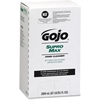 Gojo Supro Max Lotion Hand Cleaner - 67.6 fl oz (2 L) - Adhesive Remover, Soil Remover - Hand - Tan - 4 / Carton