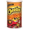 Cheetos Crunchy Cheetos Snack - Resealable Lid - Cheese - 12 / Carton