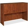 "Lorell Essentials Hutch - 59"" x 14.8"" x 36"" - Drawer(s)3 Door(s) - Finish: Cherry, Laminate"