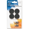 Business Source Punch Head Replacement Kit - Silver, Black