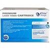Elite Image Remanufactured MICR Toner Cartridge Alternative For HP 55A (CE255A) - Laser - 6000 Page - 1 Each