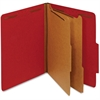 "Pendaflex Colored Press Board Classification Folder - Letter - 8 1/2"" x 11"" Sheet Size - 1 3/4"" Expansion - 6 Fastener(s) - 2"" Fastener Capacity for Folder, 1"" Fastener Capacity for Divider - 2/5 Tab"