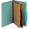 "Pendaflex Recycled Classification Folder - Legal - 8 1/2"" x 14"" Sheet Size - 2 1/2"" Expansion - 6 Fastener(s) - 2"" Fastener Capacity for Folder, 1"" Fastener Capacity for Divider - 2/5 Tab Cut - Right"