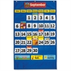 Educational Pocket Chart - 120 Pieces