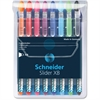 Slider XB ViscoGlide Ballpoint Pen - Assorted - 8 / Pack