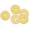 Brass Washers - Flat Washer - Brass - 100 / Box