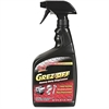 Spray Nine Grez-off Heavy Duty Degreaser - Liquid Solution - 0.25 gal (32 fl oz) - 1 Each - Clear