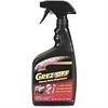 Spray Nine Grez-off Heavy Duty Degreaser - Liquid Solution - 0.25 gal (32 fl oz) - 1 Each - Clear