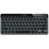 Logitech Bluetooth Illuminated Keyboard K810 - Wireless Connectivity - Bluetooth - Compatible with Computer, Smartphone, Tablet (PC, iOS, Android) - On/Off Switch Hot Key(s) - Black