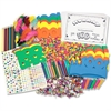 ChenilleKraft 100th Day Of School Activity Box - 100 Piece(s) - 1 / Box - Assorted