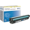 Elite Image Remanufactured Toner Cartridge Alternative For HP 650A (CE270A) - Laser - 1 Each