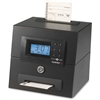Pyramid Time Systems 5000HD Heavy-Duty Auto Totaling Time Clock - Card Punch/Stamp - 100 Employee