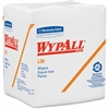 "Wypall L30 Light Duty Wipers - Wipe - 12.50"" Width x 12"" Length - 90 - 1 / Pack - White"