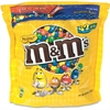 M&M's Peanut Candy w/Zipper - Peanut, Chocolate - Resealable Zipper - 2.62 lb - 1 / Pack