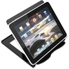 "Deflect-o Hands-FreeTablet Stand - 5.8"" x 7.1"" x 7"" - 1 Each - Black"