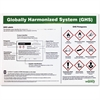 "Impact Products GHS Label Guideline English Poster - Guidance - 24"" Width x 18"" Height - Assorted"