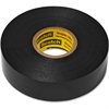 "Scotch Super 33 Plus Vinyl Electrical Tape - 0.75"" Width x 66 ft Length - Rubber - Vinyl Backing - Stretchable - 10 / Carton - Black"
