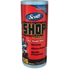 "Scott Shop Roll Towels - Towel - Fresh Scent - 10.40"" Width x 11"" Length - 55 / Roll - 12 / Carton - Blue"