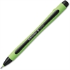Schneider Xpress Fineliner Pens - Black Water Based Ink - Light Green Rubber, Black Barrel - 10 / Box