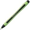 Schneider Xpress Fineliner Pens - Black Water Based Ink - Light Green Rubber, Black Barrel - 10 / Box