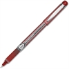 PRECISE Grip Extra-fine Rollerball Pens - Extra Fine Point Type - Needle Point Style - Red - Red Barrel - 1 Dozen