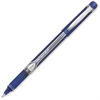 PRECISE Grip Bold Rollerball Pens - Bold Point Type - Needle Point Style - Blue - Blue Barrel - 1 Dozen