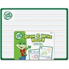 "Leap Frog Double Side Draw & Whiteboard - 12"" (1 ft) Width x 9"" (0.8 ft) Height - Medium Density Fiberboard (MDF) Surface - Rectangle - 24 / Carton"