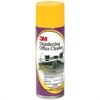 3M Disinfecting Office Cleaner - Aerosol - 12.35 fl oz - Lemon Scent - 6 / Carton - Lemon