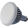12-watt 3000K BR-30 LED Advanced Light - 12 W - 75 W Incandescent Equivalent Wattage - 120 V AC - 830 lm - BR30 Size - White Light Color - 50000 Hour - 4940.3°F (2726.8°C) Color Temperature