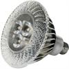 3M 15-watt 3000K LED Advanced Light - 13 W - 100 W Incandescent Equivalent Wattage - 120 V AC - 4250 cd - 1000 lm - PAR38 Size - White Light Color - 50000 Hour - 4940.3°F (2726.8°C) Color Temp