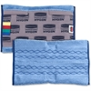 "Rubbermaid Commercial General Purpose Microfiber Mop - 12"" Width x 17.50"" Depth - MicroFiber"