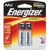 Energizer Max Alkaline AA Batteries - AA - Alkaline - 48 / Carton