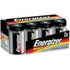 Energizer Max Alkaline D Batteries - D - Alkaline - 96 / Carton