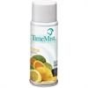 TimeMist Micro Metered Fragrance Dispenser Refill - 2 fl oz (0.1 quart) - Citrus - 12 / Carton - Long Lasting