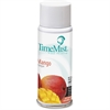 TimeMist Micro Metered Fragrance Dispenser Refill - 2 fl oz (0.1 quart) - Mango - 12 / Carton - Long Lasting