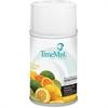 TimeMist Metered Dispenser Citrus Scent Refill - Aerosol - 6000 ft³ - Citrus - 30 Day - 1 Each - Long Lasting, Odor Neutralizer