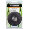 "Baumgartens Magnetic Tape - 1"" Width x 33.33 yd Length - Magnet - Adhesive Backing - Flexible - Black"