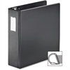 "Cardinal SuperStrength Locking Slant-D Ring Binder - 3"" Binder Capacity - Letter - 8 1/2"" x 11"" Sheet Size - 725 Sheet Capacity - 1 1/2"" Spine Width - 3 x D-Ring Fastener(s) - 2 Inside Front & Back Po"
