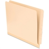 "Pendaflex Laminated Manila End Tab Folder - Letter - 8 1/2"" x 11"" Sheet Size - 11 pt. Folder Thickness - Poly - Manila - Recycled - 100 / Box"