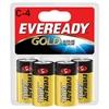 Energizer Multipurpose Battery - C - Alkaline - 4 / Pack