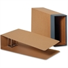 "Pendaflex Columbia Binding Case - External Dimensions: 9.5"" Width x 15.9"" Depth x 4.6""Height - Media Size Supported: Legal - Fiberboard, Kraft - Brown - For Document - 1 Each"