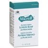 Micrell NXT Maximum Capacity Antibacterial Lotion Soap Refill - 67.6 fl oz (2 L) - Amber - Anti-bacterial, Antimicrobial - 1 Each