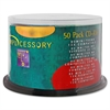 Compucessory CD Rewritable Media - CD-RW - 12x - 700 MB - 50 Pack - 120mm - 1.33 Hour Maximum Recording Time