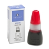 Sparco Stamp Refill Inks - 1 Each - Red Ink - 0.34 fl oz