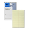 "Sparco Steno Notebook - 60 Sheets - Printed - Wire Bound - 6"" x 9"" - Green Paper - Chipboard Cover - 1Each"