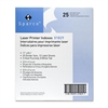 "Sparco Laser Printer Indexing System Dividers - 8 Blank Tab(s) - 8 Tab(s)/Set - 8.5"" Divider Width x 11"" Divider Length - Letter - White Tab(s) - 25 / Box"