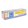 "Invisible Tape - 0.75"" Width x 83.33 ft Length - 1"" Core - Writable Surface, Photo-safe - 12 / Pack - Clear"