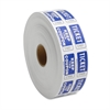 Sparco Roll Ticket - Blue