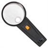 "Illuminated Magnifier - Magnifying Area 3"" Diameter"